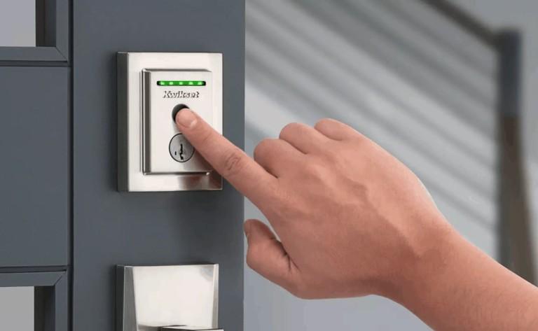 Kwikset Halo Touch Fingerprint Smart Lock