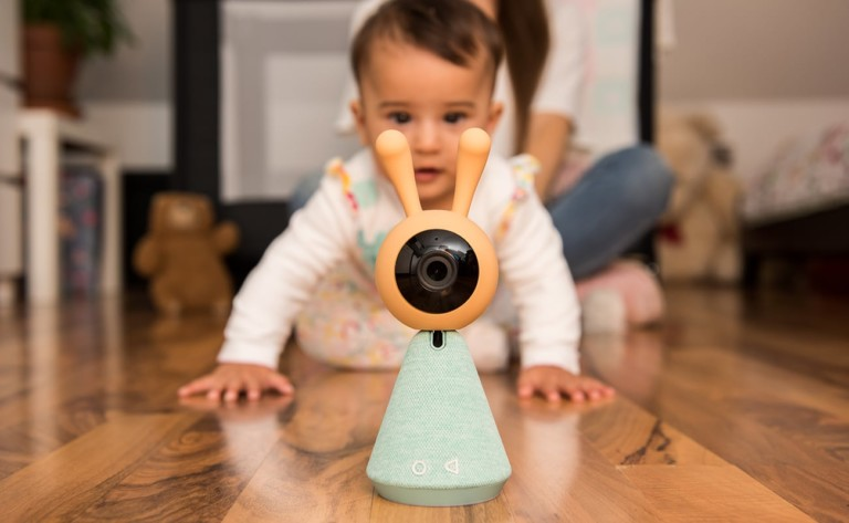 KamiBaby Breathing Magnifier Baby Monitor