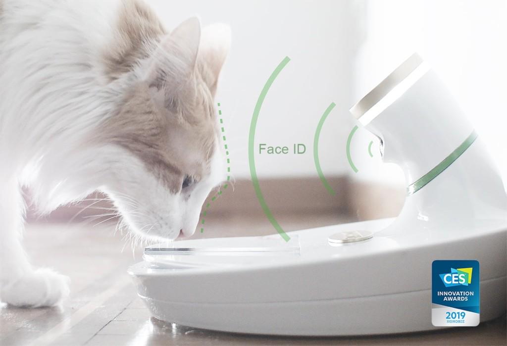 Mookkie AI Pet Bowl