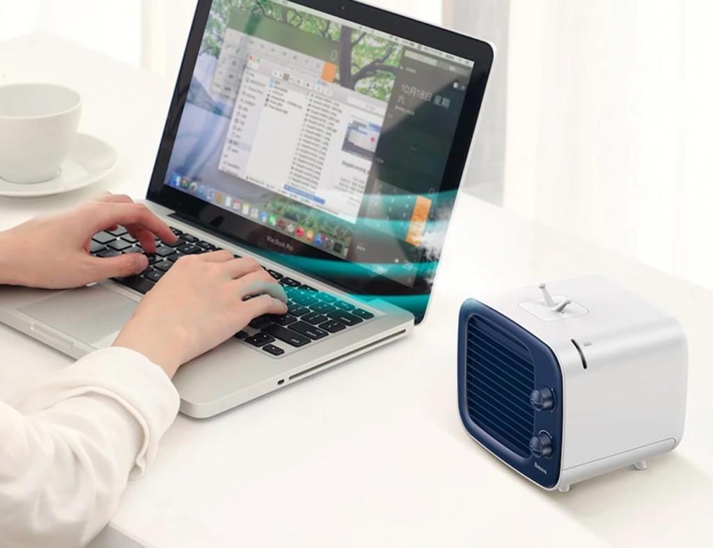 Baseus Retro Mini USB Cooling Fan