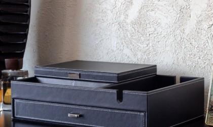 HOUNDSBAY Admiral Dresser Valet Box