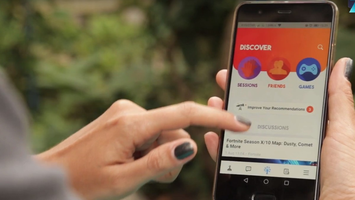 This gaming app will help you make more friends