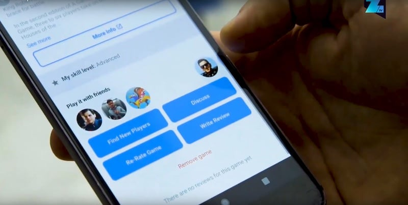 This gaming app will help you make more friends GameTree 0
