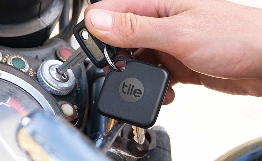 Tile Pro Keychain Bluetooth Tracker (2020 Version)