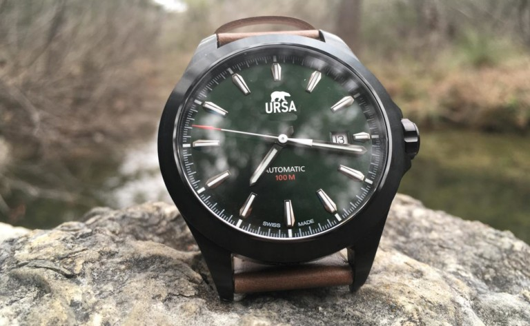 URSA Swiss-Made Timepieces provide luxury without a luxury price tag