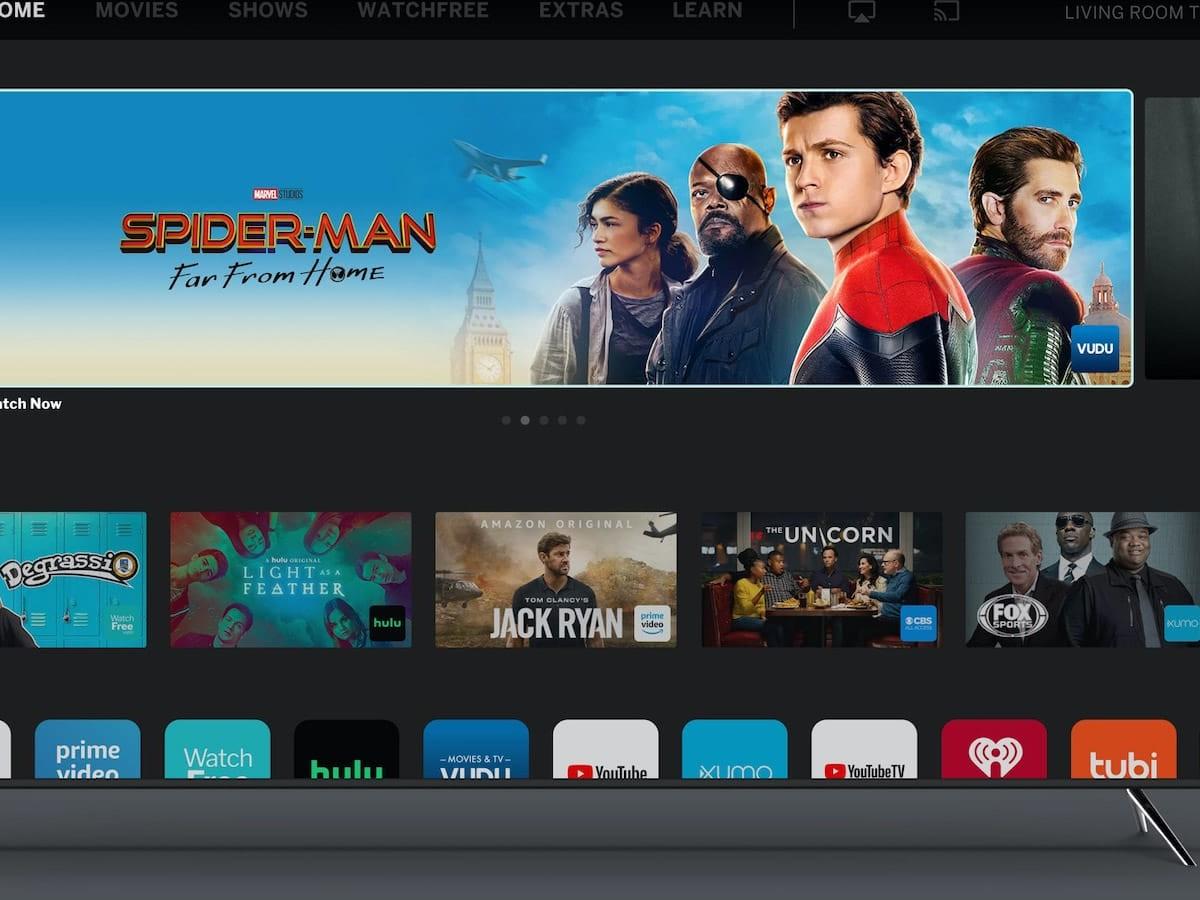 VIZIO 2021 TV Collection LED 4K UHD television series