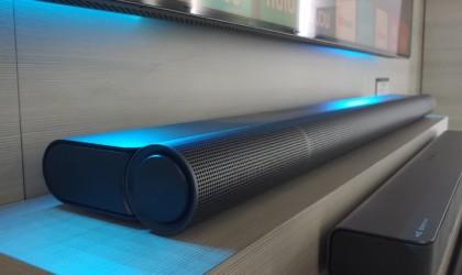 Vizio Elevate Rotating Sound Bar