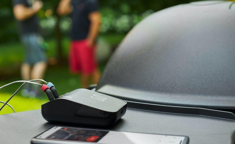 Weber Connect Smart Grilling Hub gives your barbecue the power of Wi-Fi connectivity