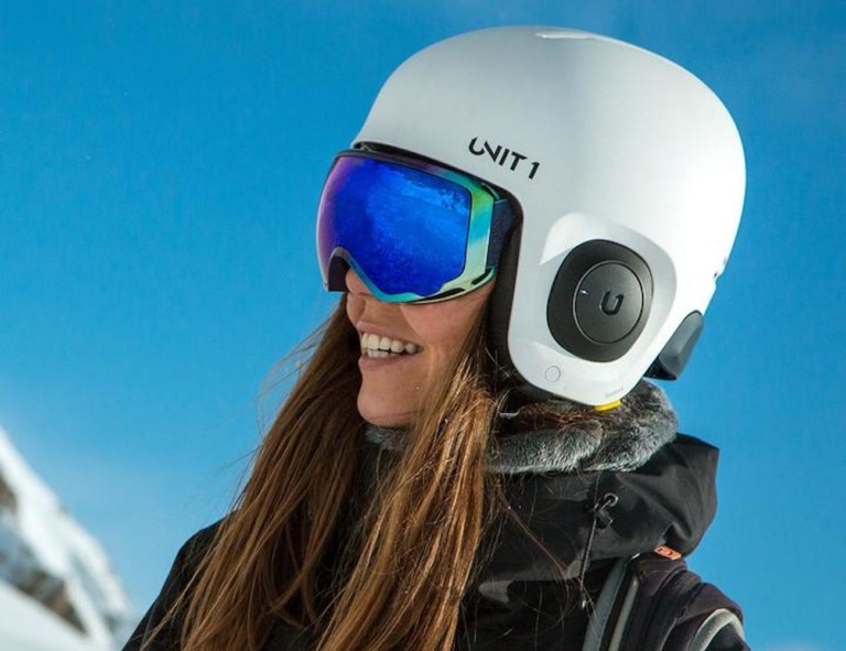 UNIT 1 Soundshield Winter Sports Helmet Kit