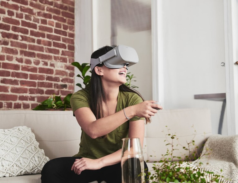 Oculus Go Wireless VR Headset
