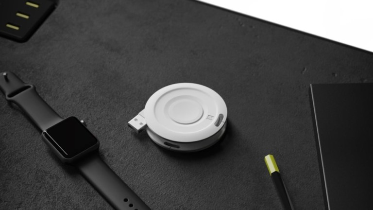 Fuse Watch Side Winder Apple Watch Charger Organizer
