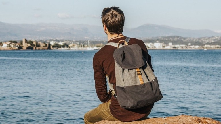 LOCTOTE Cinch Pack Strong Travel Bag