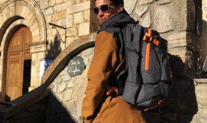BP3-20 Backpack Gym Office Travel Bag