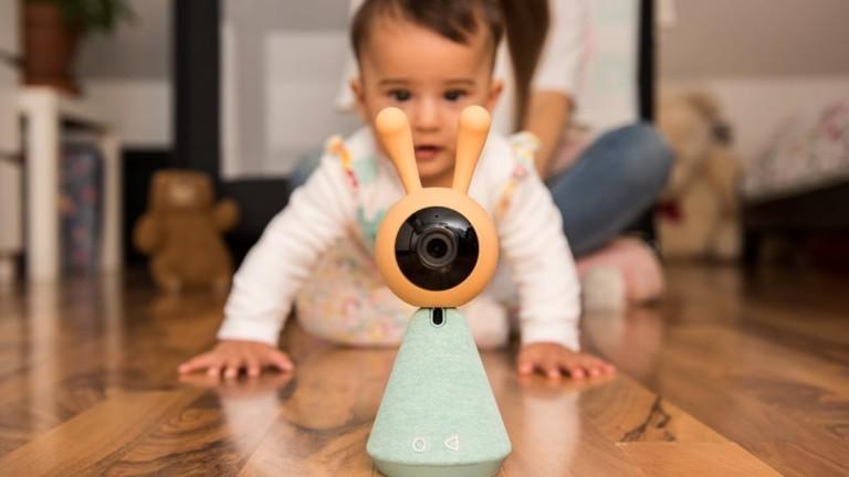 KamiBaby Breathing Magnifier Baby Monitor
