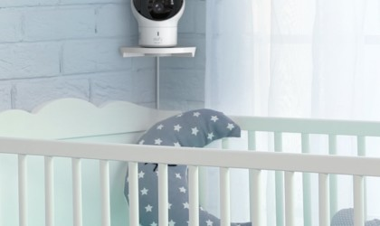 eufy SpaceView Baby Monitor In-Home HD Monitor