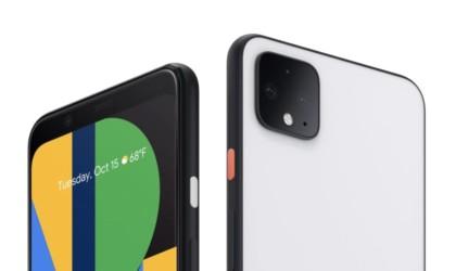 Google Pixel 4 and 4 XL Smartphones