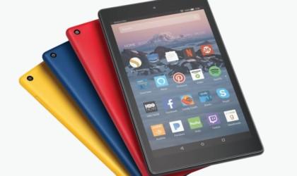 Amazon Fire HD 8 Alexa Tablet