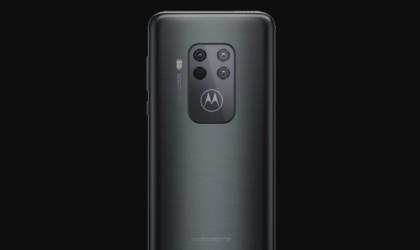Motorola one zoom Four-Camera Smartphone