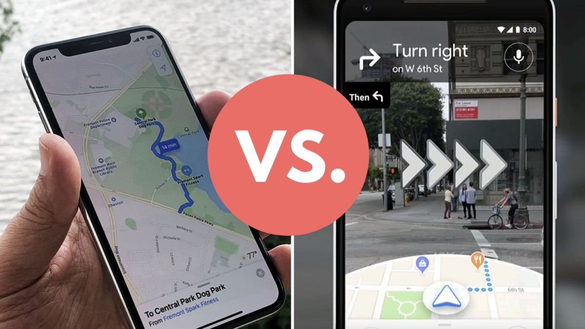 Apple Maps vs. Google Maps: Which is better?
