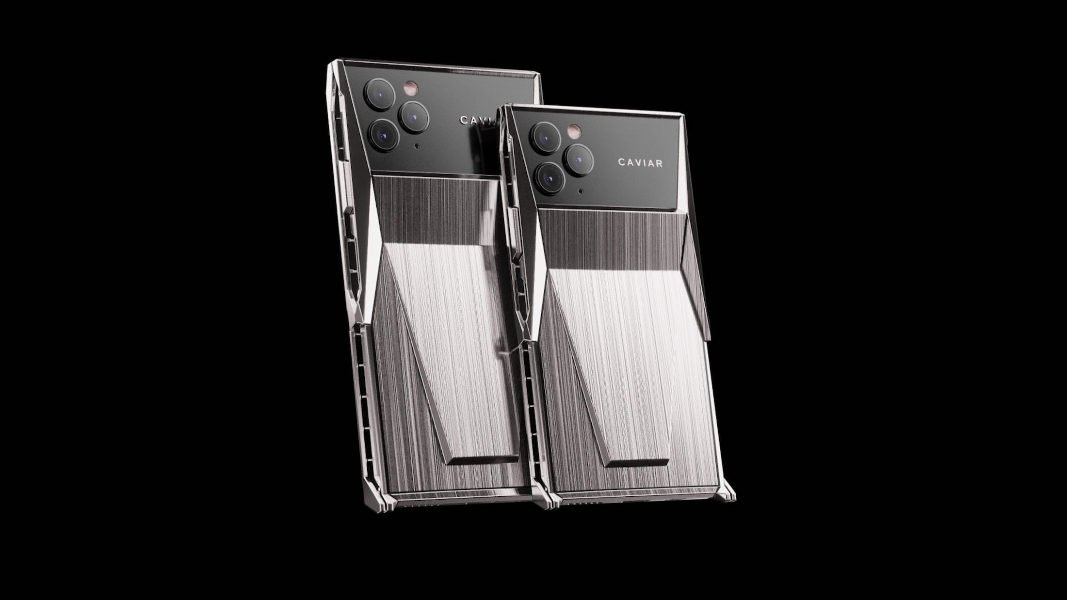 Caviar Cyberphone Tesla Cybertruck iPhone 11 Pro may make you feel like Elon Musk