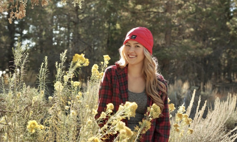 FURST Air Water-Resistant Beanie is warm and light