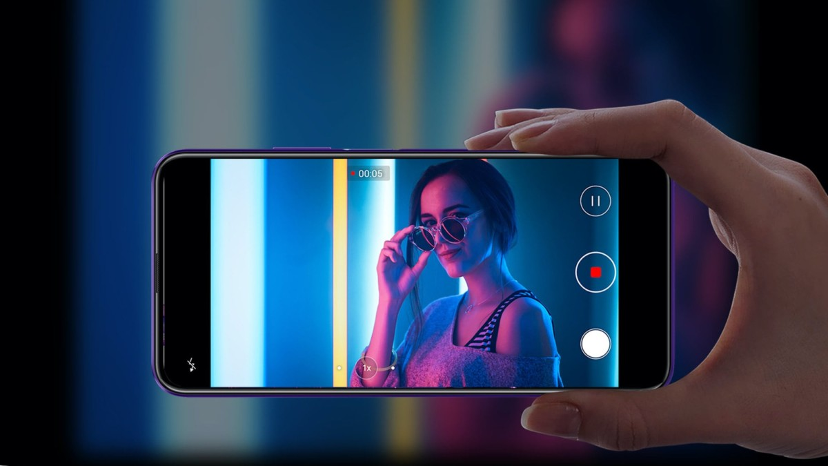 HONOR 9X Pro Pop-Up Camera Smartphone has a triple camera that offers up to 48 megapixels