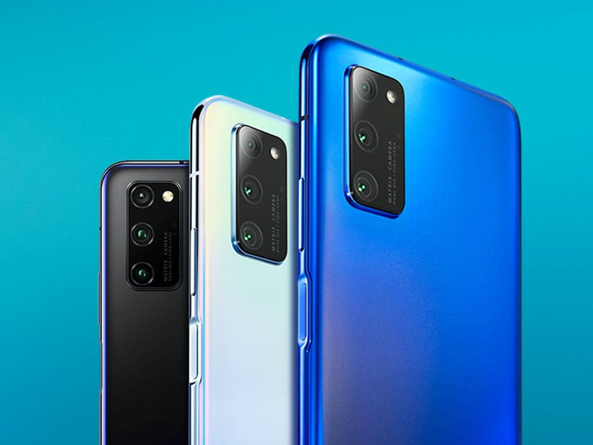 HONOR View 30 Pro 5G Smartphone draws its power from a Kirin 990 5G chipset