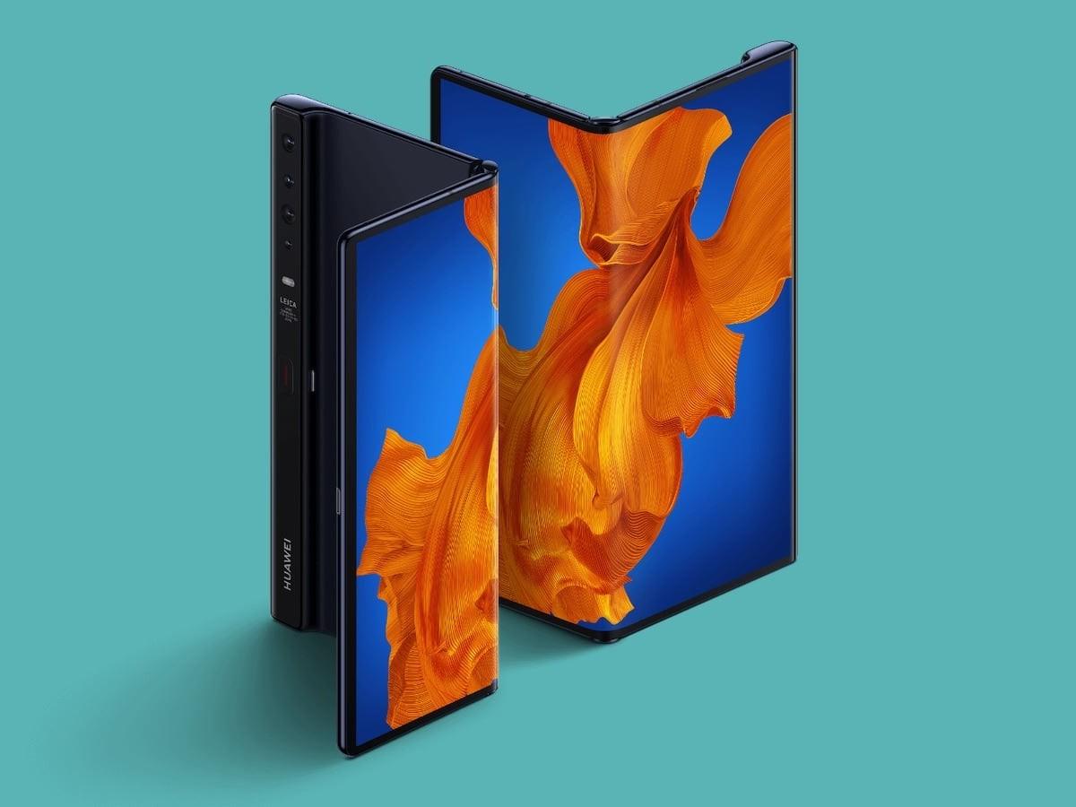 Huawei Mate Xs 5G Foldable Smartphone uses a flagship Kirin 990 5G processor