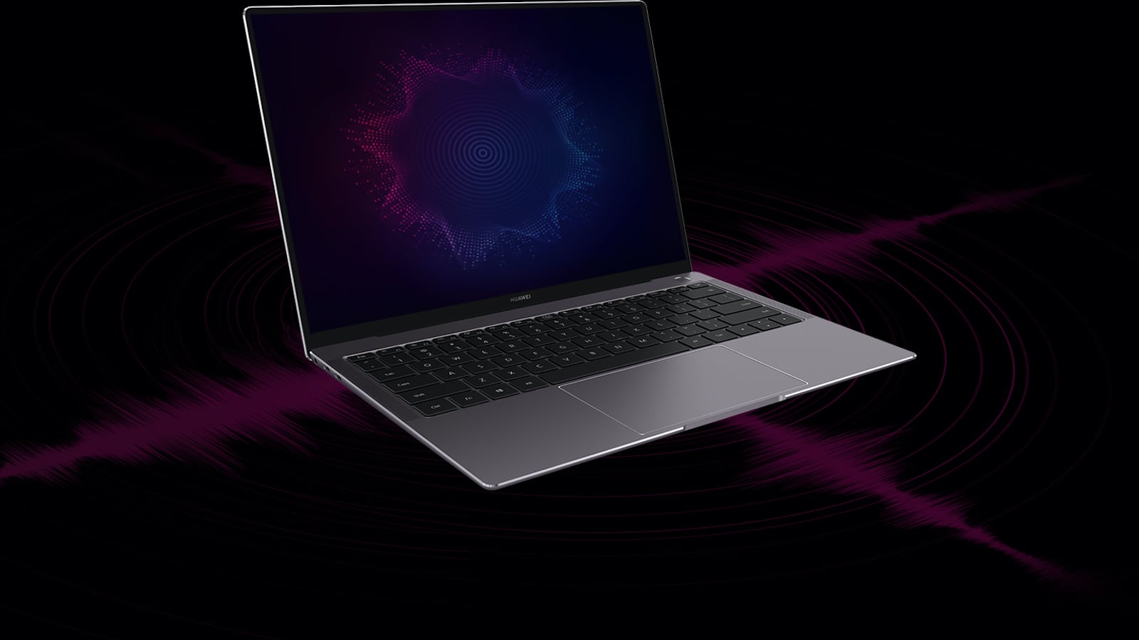Huawei Matebook X Pro 2020 Edition Touchscreen PC uses 10th-generation Intel processors
