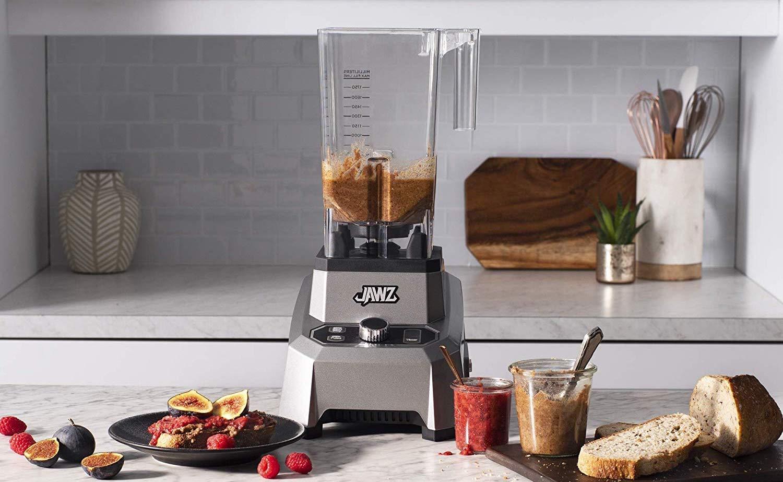 JAWZ Variable Speed High Performance Blender & Food Processor