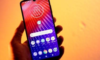 Motorola Moto Z4 Modular 5G Phone
