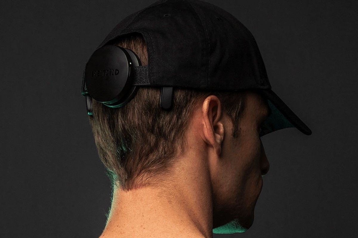 NextMind Dev Kit Brain-Sensing Wearable gives you real-time device control