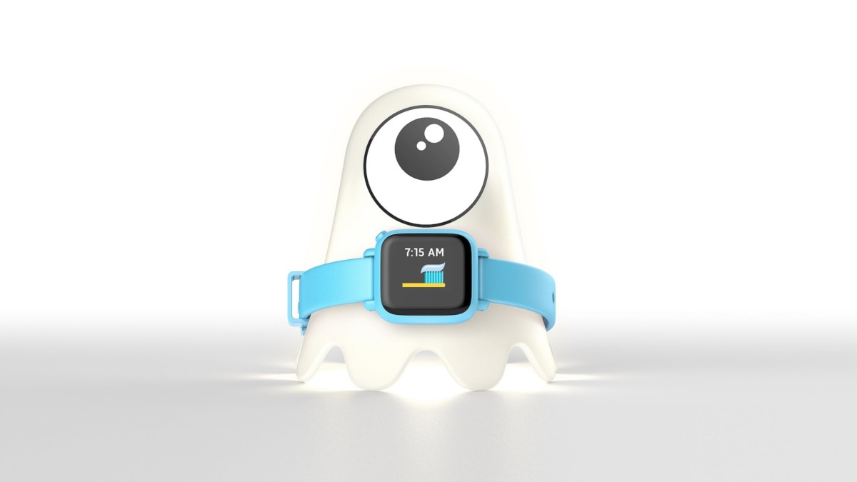 Octopus Watch V2 Motion Edition Habit-Tracking Kids Watch encourages your child to stay active