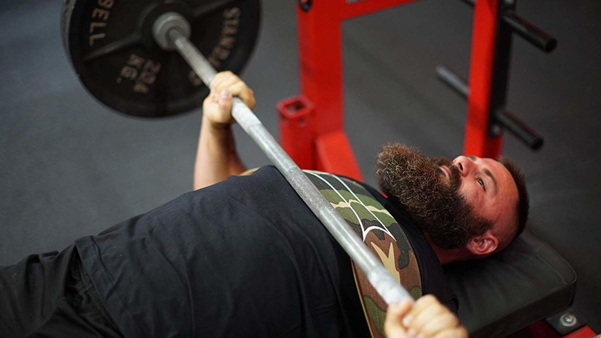 This Weight Lifting Helper Assists Your Form In The Gym