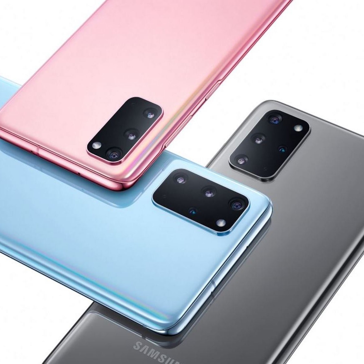 Samsung Galaxy S20 and S20+ Series 5G Edition Smartphones boast AI camera technology