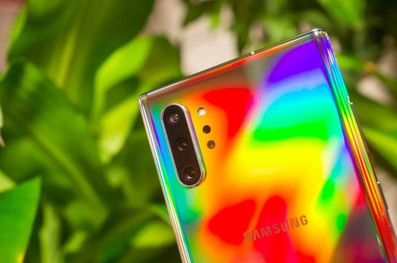5G speeds are amazing - Samsung 5G Phone