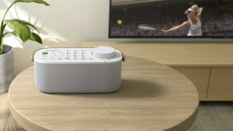 Sony SRS-LSR200 Speaker Remote offers up to 13 hours of battery life