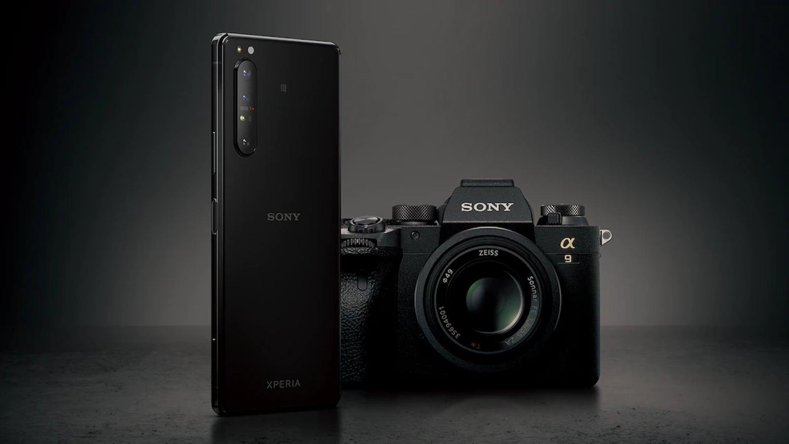 Sony Xperia 1 II Alpha Camera Smartphone