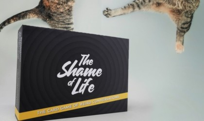 The Shame of Life NSFW Card Game