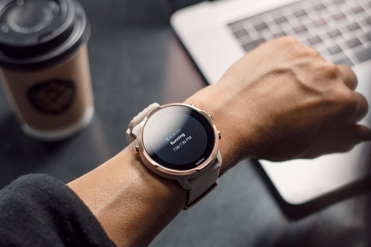 Suunto 7 Sports Smartwatch makes it easier to exercise