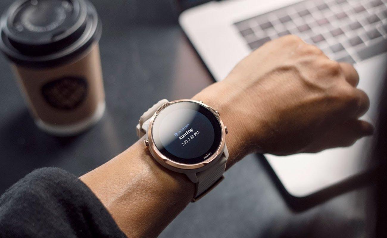 Suunto 7 Sports Smartwatch makes it easier to exercise