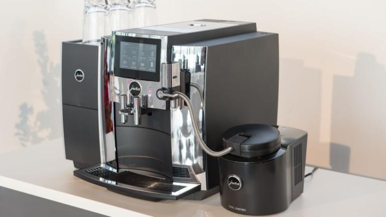 JURA S8 Fully Automatic Coffee Machine