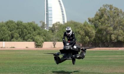 Hoversurf S3 eVTOL Hoverbike Drone
