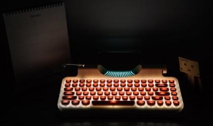 KnewKey Rymek Retro Bluetooth Mechanical Keyboard