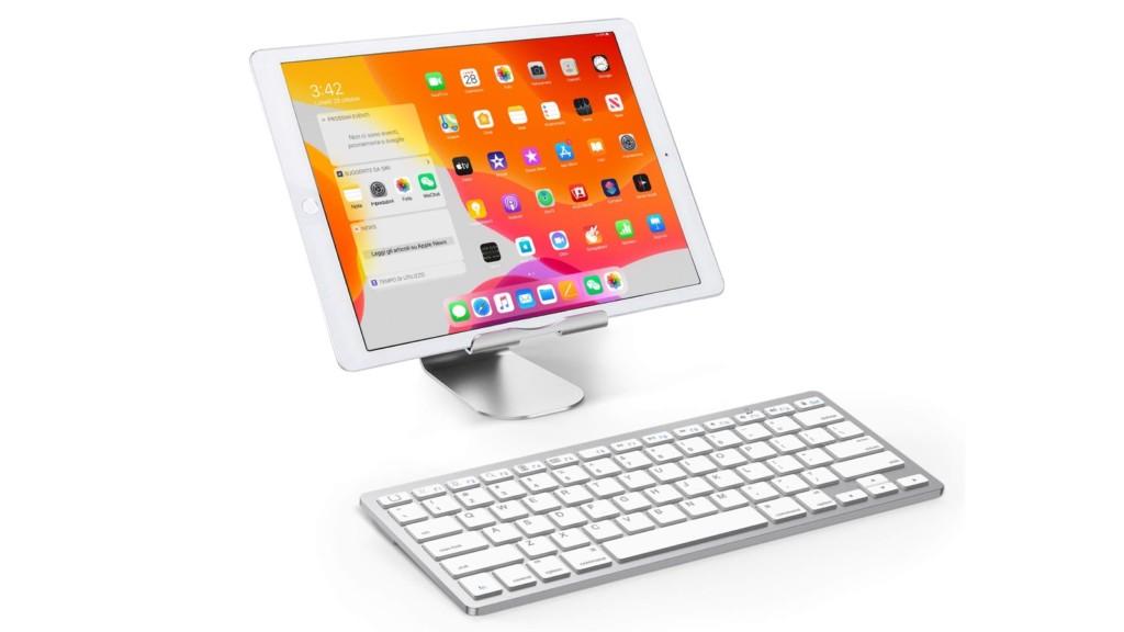 OMOTON Ultra-Slim Bluetooth Keyboard