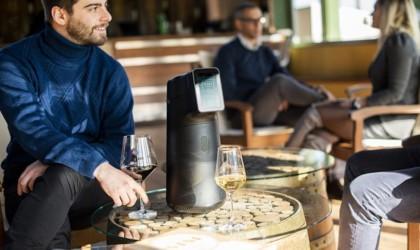 Albicchiere Smart Wine Preserver and Dispenser