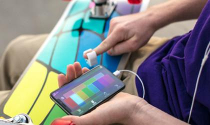 Sphero Specdrums App-Enabled Music Creation Rings