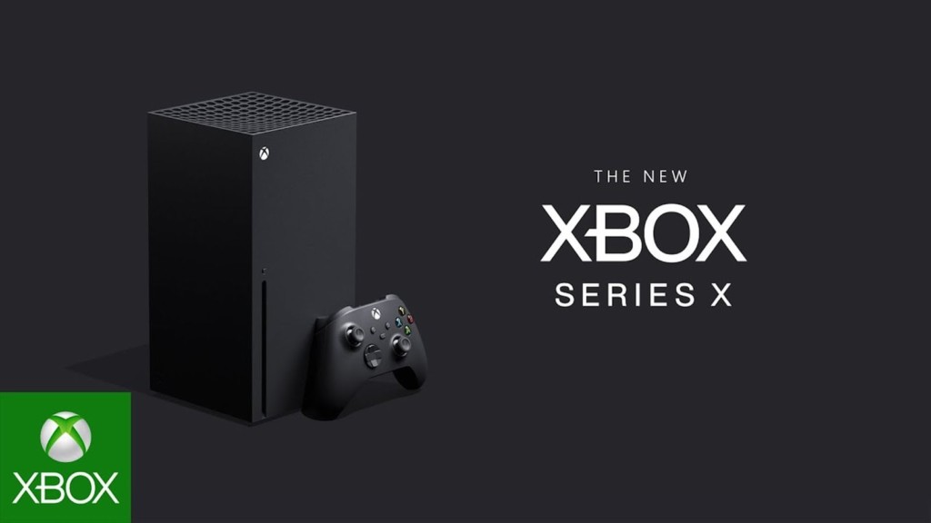 The new Xbox Series X