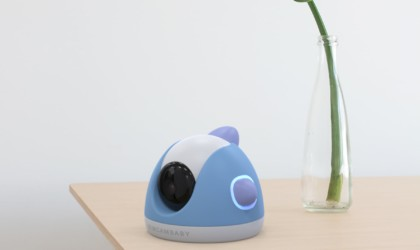 SimCam Baby Smart Detecting Baby Monitor