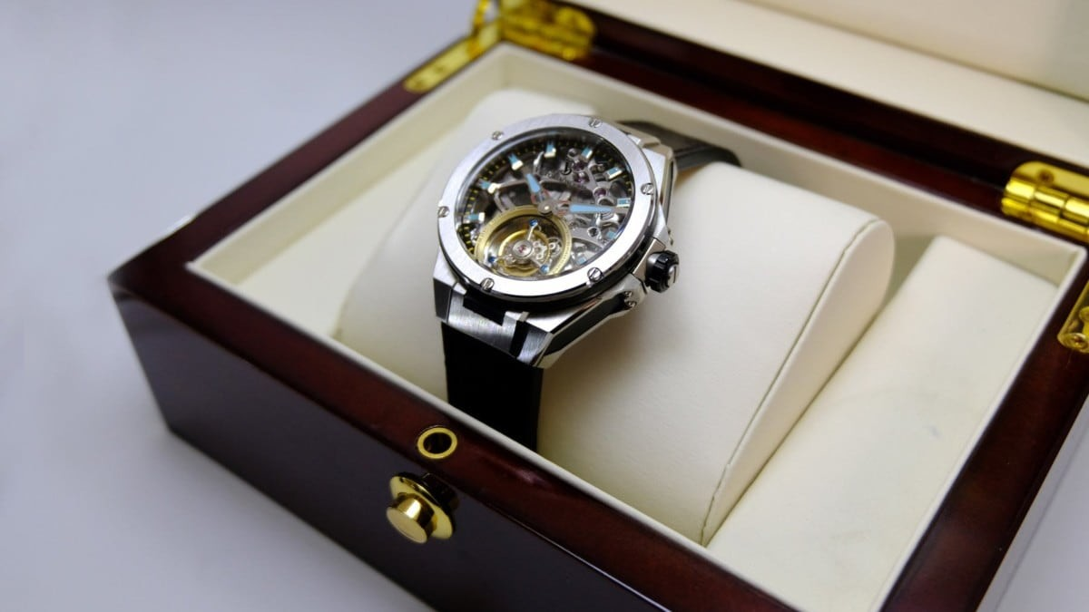 Automatic Tourbillon Premium Luxury Watches from Victoriaoscuro